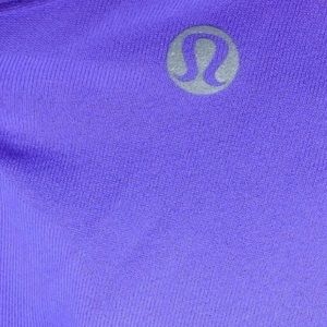 lululemon athletica Tops - Lululemon Power Y Tank Purple
